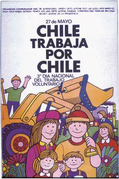 40 años Afiche Político en Chile | 1970 – 1973