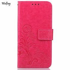 Wolfsay Fundas Xiaomi Redmi Note 5A Case Flip PU Leather Case For Xiaomi Redmi Note 5A Pro Cover Wallet Case Card Slot Coque [