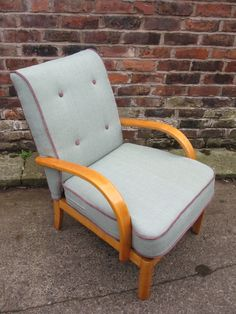 AFTER - Mid century armchair