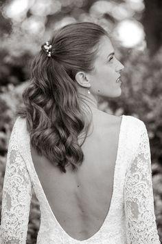 Mariage de Pauline — Service de coiffure à domicile 7j/7 – The reporthair