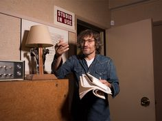 For actor, writer, and director Vincent Gallo, creativity has always been an open book :: #NewGeneration Model #PO7007V