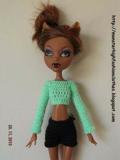 Find this model on my shop: http://mymonsterhighboutique.dawanda.com