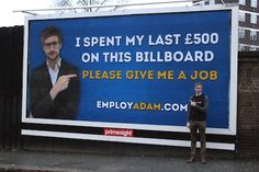 Employ Adam: personal guerrilla marketing