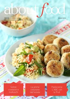 The magazine about food lovers community :)