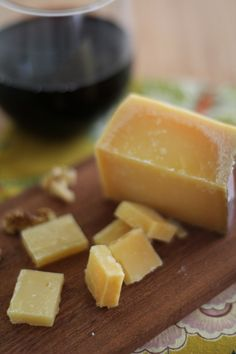 Wine and Cheese Pairing 101   http://www.theroastedroot.net