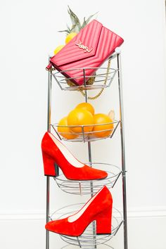 Guys, she's a lifestyle curator. http://www.thecoveteur.com/lise-grendene/