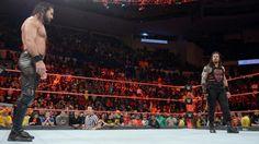 Roman Reigns vs. Chris Jericho – United States Championtitel Match: Fotos