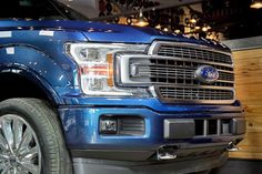 new 2018 Ford F-150 greal