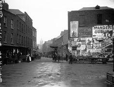 Patrick Street, Dublin. 1898