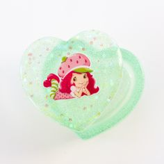 Sweet Strawberry Jewellery Box, little girls wishes, trinkets and treasures, her jewellery deserves to be kept somewhere special. Wooden Jewelry Boxes, Jewellery Boxes, Tooth Fairy Box, Fairy Doors, Child Love, Party Bags, Whimsical Art, Gifts For Boys, Stocking Stuffers