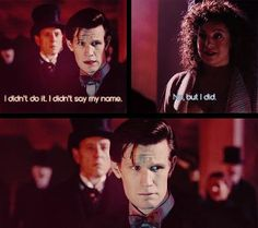 Name of the Doctor. Most confusing thing. @chloelewis95