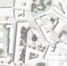 Galería - BAKPAK Architects + EovaStudio, primer lugar en concurso de edificio multifuncional en Polonia - 11