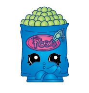 Freezy Peazy #1-136 Series: Series 1 Team: Frozen Food Finish: Frozen Rarity: Special edition Range : Shopkins FOUND IN      5 pack     12 pack