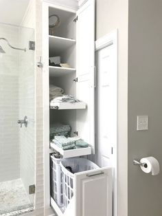 Beautiful master bathroom decor tips. Modern Farmhouse, Rustic Modern, Classic, light and airy bathroom design suggestions. Bathroom makeover a few ideas and master bathroom remodel suggestions. Diy Bathroom Decor, Bathroom Interior, Bathroom Remodel Master, Small Bathroom Remodel, Amazing Bathrooms, Luxury Bathroom, Farmhouse Master Bathroom, Small Remodel, Bathroom Renovations
