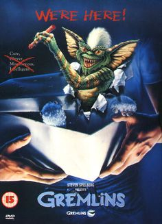 Gremlins - great classic, indeed
