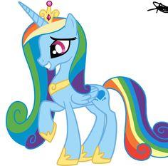 Princess Rainbow Cadence