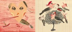 Italian/English designer & illustrator Sara Fanelli