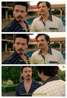 Narcos, Pablo
