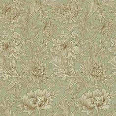 William Morris chrysanthemum toile - Sök på Google