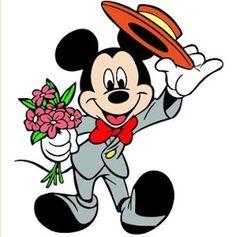 UNIVERSO DISNEY: Mickey Mouse. Tudo começou com ele!