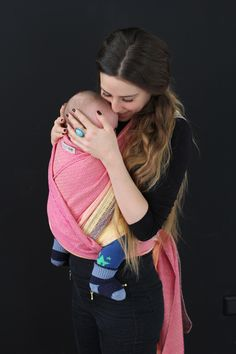 MADALO - Piruleta Amarillo - baby wearing - baby wrap - handwoven - itsmadalo