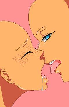 Yaoi Base 5 by RuexKiba Kissing Reference, Anime Poses Reference, Figure Drawing Reference, Best Anime Drawings, Anime Couples Drawings, Couple Drawings, Drawing Base, Manga Drawing, Drawing Tips