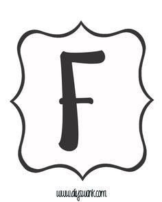 59 Best Banner Letters Images Diy Letters Banner Letters Create