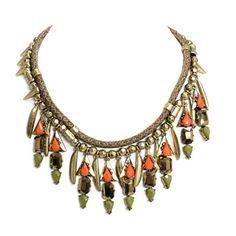 Bohemian style necklace por NovaaStyle en Etsy