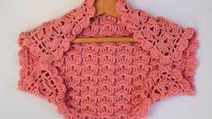 New Crochet Shrug Girls Boleros Ideas Crochet Bolero Pattern, Crochet Gloves, Crochet Beanie, Crochet Shawl, Knit Crochet, Crochet Patterns, Crochet Tutorials, Baby Girl Crochet, Crochet Baby Clothes