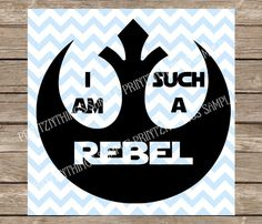 Rebel Alliance Logo Star Wars SVG File .SVG PNG DXF  I am such a Rebel SVG file for any compatible electric cutting machine. Download the file attached and import the image into any compatible cutting machine software.  ---------------PLEASE NOTE: This listing is for digital download only. No physical items will be mailed. -----------  Sizing can be adjusted inside your software.  By purchasing this item you agree to not distribute or resell the file(s) contained in this download. Etsy will…