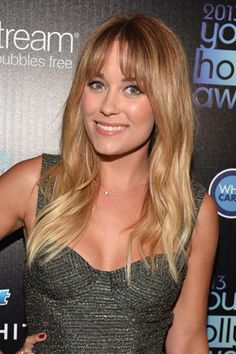 Lauren Conrad | Proof That Bangs Can Totally Change Your Face