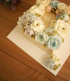 Done by student from Australia (베러 심화클래스/Advanced course) www.better-cakes.com…