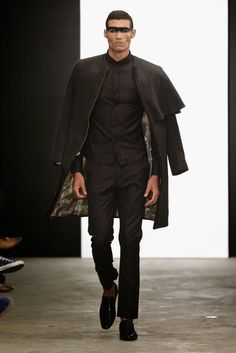 #Menswear #Trends  Palse Homme Fall Winter 2015 Otoño Invierno #Tendencias #Moda hombre - South African Menswear Week 2015  M.F.T.