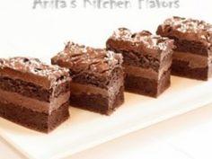 Prajitura cu ciocolata si cacao