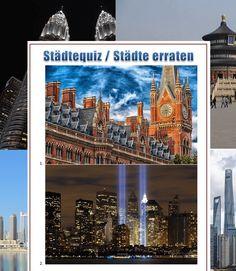 Das Quizspiel Städtequiz kostenlos herunterladen und sofort losspielen. Jetzt gratis für alle zum Download verfügbar Louvre, Building, Travel, Knowledge, City, Viajes, Buildings, Destinations, Traveling