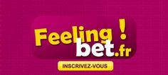 Bonus de 100€ à l'inscription sur Feelingbet.   > http://wallabet.fr/bookmakers/feelingbet/bonus-feelingbet/
