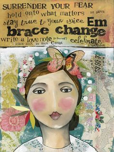 Kelly Rae Roberts: How I Came To Be An Artist   Watch Art Video Tutorials Online for FREE Artisan HQ