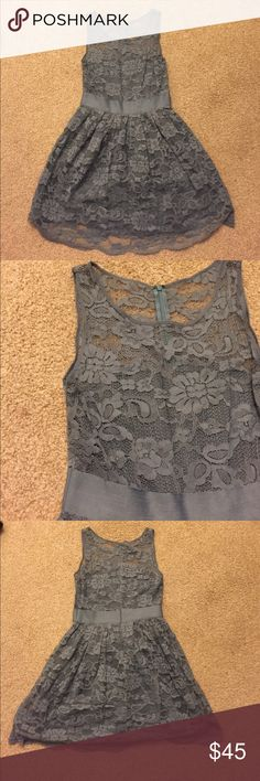 Lace summer dress! I got this as a bridesmaid dress and wore it once, it's in perfect condition! And it's extremely comfortable! BB Dakota Dresses