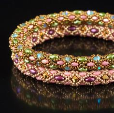 Art Jewelry Elements: Glossary and Eye Candy of new bead shapes.