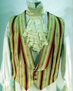 Men's Waistcoat http://www.astheysewinfrance.com/