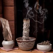 Sage is an herb that is known for its healing and medicinal properties. People have burned sage since ancient times to cleanse and purify objects and homes. Proponents of sage burning, also known as smudging, believe that the sage smoke is a way to bless your home and dispel it of negative energy and influences. You might wish to burn sage to...