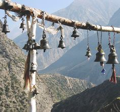 Temple bells, Indian Himilayas For one of the rooms