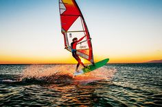 Beat 2016: The Beat is our super light, super agile freestyle sail that will let you make all of your tricks and moves so easy like never before #gunsails #Windsurfen #Segel #Tarifa