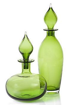 Sultan Canisters - Apple Green