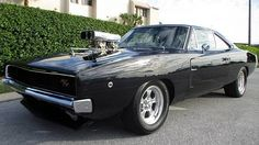 1968 #Dodge #Charger 440 CI Magnum engine. Do you like it?! :)
