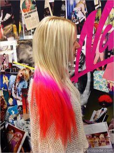 Ombre Saç Modelleri ve Renkleri