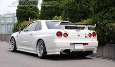 R34 Skyline GTR