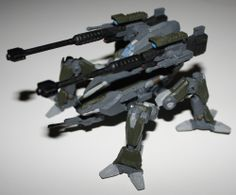 Orthrus 3d print!   Aiming to have a kickstarter project to get it made in ABS plastic soon! :)
