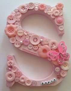 #buttons #lovely #mum #baby #gift #wedding…