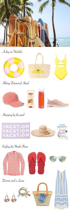 What to Pack for Hawaii | Traveling Chic